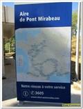 Image for Aire de Repos du Pont de Mirabeau - Jouques, Paca, France