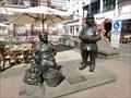 Image for Marktfrau und Schutzmann - Koblenz -  RLP / Germany