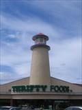 Image for Landlocked Lighthouse at Mariner Village Mall, Sidney BC