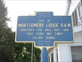 Image for Site of Montgomery Lodge R.A.M.