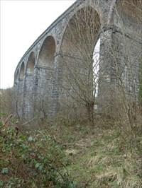 Cefn Coed - Stone Viaduct - Merthyr Tydfil, Wales