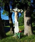 "Image for Wayside Cross ""bei den Tannen"" - St. Pantaleon, SO, Switzerland"