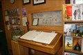 Image for Fort Laramie NHS guest book  -- nr Ft. Laramie WY