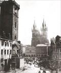 Image for Týnský chrám (1945) - Praha, Ceská republika
