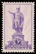 Image for Statue of Kamehameha the Great - Honolulu, HI