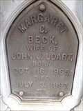 Image for Margaret C (Beck) Udart - Our Lady of Angels Cemetery, Colonie, New York