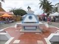 Image for Bonaire Lions Club Time Capsule - Kaya Grandi Pedestrian Mall - Kralendijk, Bonaire, Caribbean Netherlands