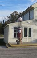 Image for Red Crown Gas Pump - Glen Haven, MI