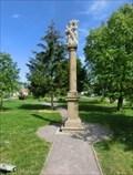 Image for The Holy Trinity Column - Stošíkovice na Louce, Czech Republic.