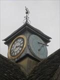 Image for Witney - Buttercross Clock - Oxon