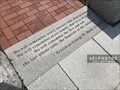 Image for President George W. Bush, et al. -  The Newton 9-11 Memorial - Newton Centre, Massachusetts  USA