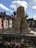 Image for Monument aux morts  - Montreuil-sur-mer, France