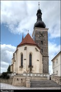 Image for Church of St. Catherine of Alexandria / Kostel Sv. Kateriny Alexandrijské - Velvary (Central Bohemia)