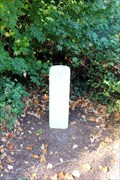 Image for Whitestone Pond Milepost - West Heath Road, London, UK