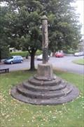 Image for Village Cross, Main Street, Great Longstone, Derbyshire.