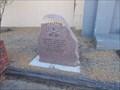 Image for Firefighter Memorial - Healdton, OK