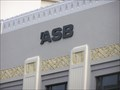 Image for ASB Art Deco Frieze. Napier. New Zealand.