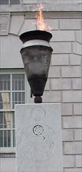 Image for Eternal Flame – Carroll Co. Courthouse, Carrollton, GA