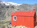 Image for FIRST - - Hut on Ruapehu Skifields. New Zealand.