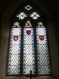 Image for Stained Glass Window, St Andrew - Tostock, Suffolk