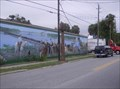 Image for  Cattle Drive to Paynes Prairie Mural, Palatka, Florida
