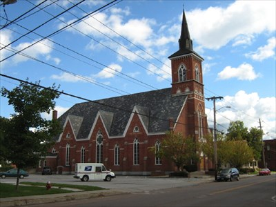 Holy Angels St Albans Vermont This Old Church On