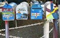 Image for 4 Painted Mailboxes - Waialua, HI