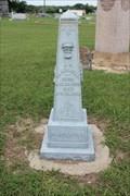 Image for J.W. Blackwell - Bruceville-Moore Cemetery - Bruceville-Eddy, TX