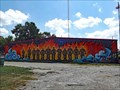 Image for Fire Department Mural - Clifton, TX