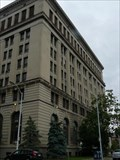 Image for Detroit Police HQ, Downtown Detroit, Michigan