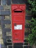 Image for Victorian Post Box - Waldegrave Road, Teddington, London, UK