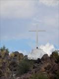 Image for Christian Cross - Mission San Xavier del Bac, AZ