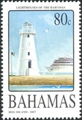 Image for Hog Island Lighthouse - Nassau, Bahamas