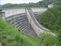 Image for Le barrage de Bort – Bort-les-Orgues, Limousin/France