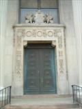 Image for Bremen Bank Door - St. Louis, Missouri