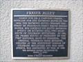 Image for Fraser Alley - Pasadena, California