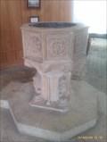 Image for Baptism Font, St Nicholas - Hintlesham, Suffolk