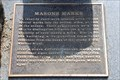 Image for Mason's Marks  -- Old Capitol Park, Tuscaloosa AL