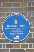 Image for Thomas Telford - Harecastle Tunnel - Kidsgrove, Staffordshire.