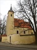 Image for Kostel Všech svatých - Slivenec, Praha, CZ