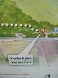 Image for Sign, Gogerddan FC Site, Aberystwyth, Ceredigion, Wales