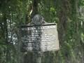 Image for William Bartram Trail - Fort Picolata, FL