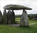 Image for Pentre Ifan - Tourist Attraction - Nevern, Pembrokeshire, Wales.