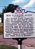 Image for Roy Claxton Acuff-1D 31-Maynardville