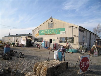 Antiques at the Barn - Lancaster, CA - Antique Shops on ...