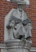 Image for Archbishop John Whitgift, Town Hall, Croydon, Surrey UK