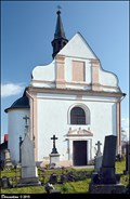 Image for Kostel Sv. Františka Serafinského / Church of St. Francis Seraphicus - Príbor (North Moravia)