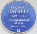 Image for Thomas Daniell - Earls Terrace, London, UK