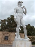 Image for Michelangelo's David, Glendale, CA, USA