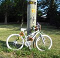 Image for Ghost Bike - Kyle Peters - Leamington, Ontario